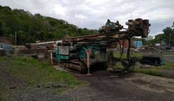 Casagrande C8 – Micropiling Drilling Rig