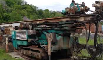 Casagrande C8 – Micropiling Drilling Rig full