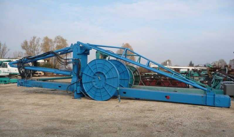 Casagrande KRC2 KELLY – Diaphragm wall machinery full