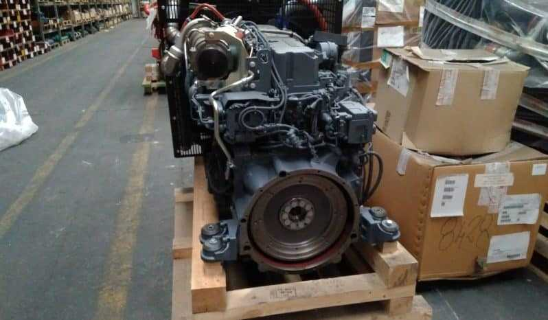 DEUTZ TCD 7.8 L6 – DIESEL ENGINE full