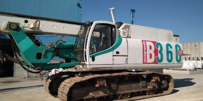 CASAGRANDE B360xp - PILING_3