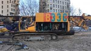 CASAGRANDE B330xp PDW - PILING_2