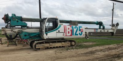 Casagrande B125 XP - PILING