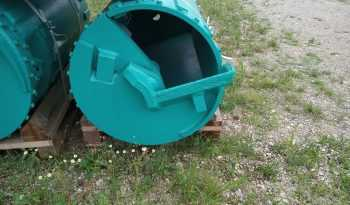 Brand new – Cleaning Bucket Diam 800mm for Piling