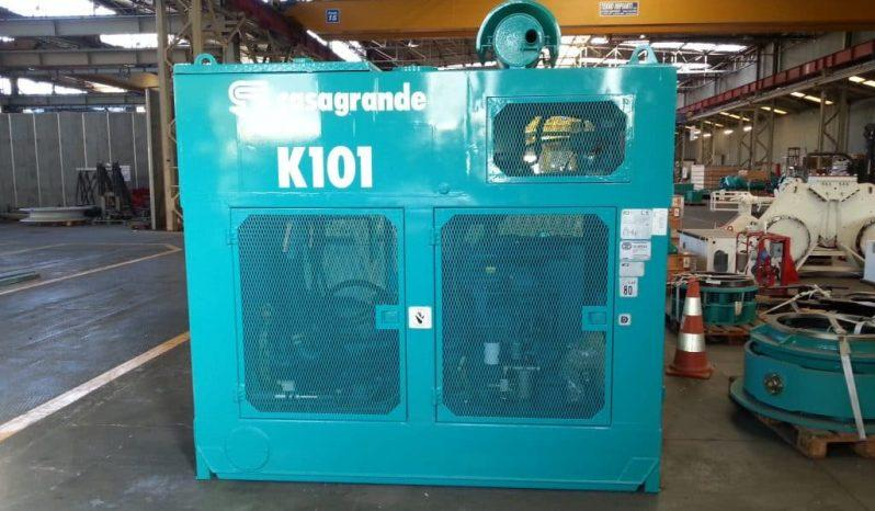 Casagrande K101 Power Pack – Diaphragm wall full