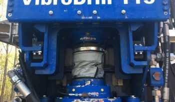KRUPP VIBRODRILL VD 115 – Rotary Drive full