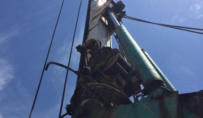 Casagrande B250 PDW – Rotary piling rig full