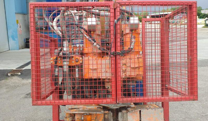 HÜTTE HBR 202 – Micropiling Drilling Equipment full
