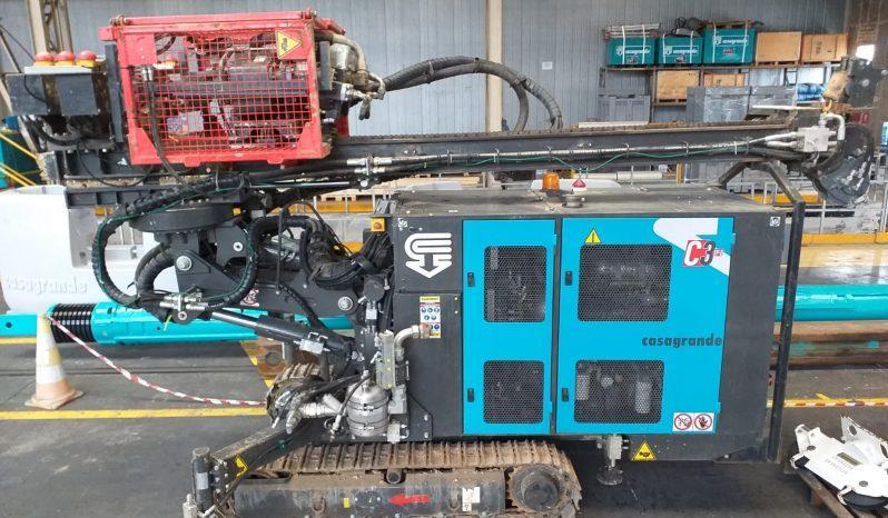 Casagrande C3 XP-2 – Micropiling Drilling Equipment full
