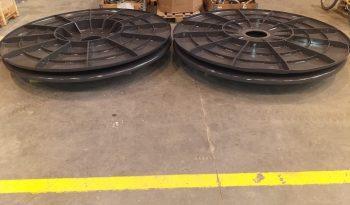 Casagrande KRC2/180° HD KELLY – Diaphragm wall machinery full