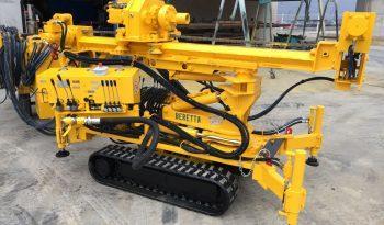 Beretta T43 – Micropiling Drilling Equipment full