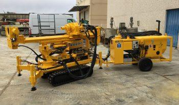 Beretta T43 – Micropiling Drilling Equipment