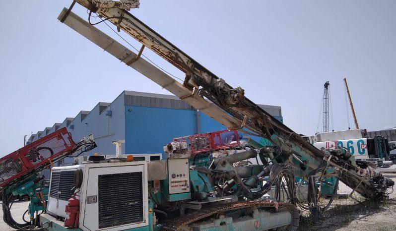 Casagrande C7 – Micropiling Drilling Equipment full